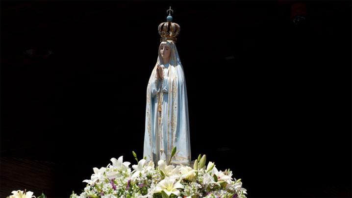 """Consacrare la Inima Neprihănită a Maicii Preacurate a noii Eparhii greco-catolice """"Sfântul Vasile cel Mare"""" de Bucureşti"""