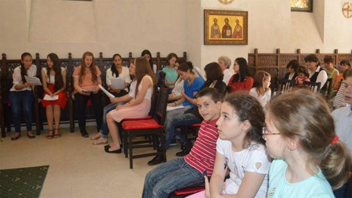 Întâlnirea tinerilor şi a familiilor, iunie 2014
