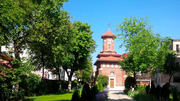 Instalarea primului episcop greco-catolic de București
