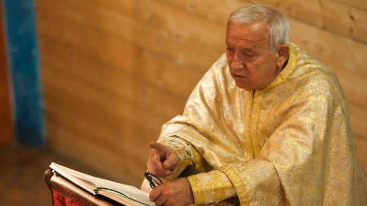 Pr. Gheorghe Cristescu. O jumătate de secol de muncă în via Domnului