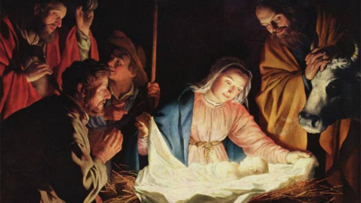 """""""Dumnezeu devine om pentru ca noi să devenim asemenea Lui""""  – Gânduri de Crăciun"""