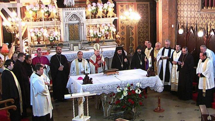 26 ianuarie –  Octava de rugăciune pentru unitatea creștinilor