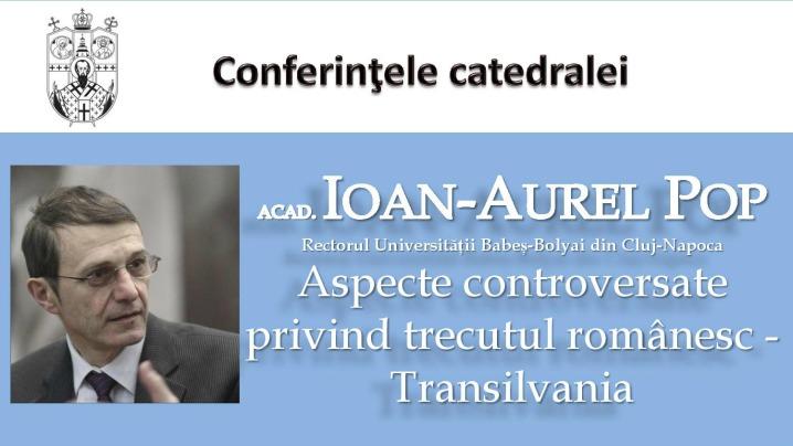 Unele aspecte controversate privitoare la trecutul românesc- Transilvania