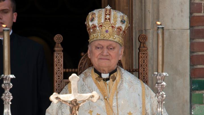 Circulara Preafericitului Cardinal Lucian pentru susţinerea creştinilor din Ţara Sfântă