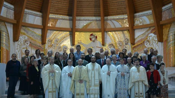 Consiliul Director al AGRU Național – Mănăstirea Carmelitană Ciofliceni, 14-16 mai 2015