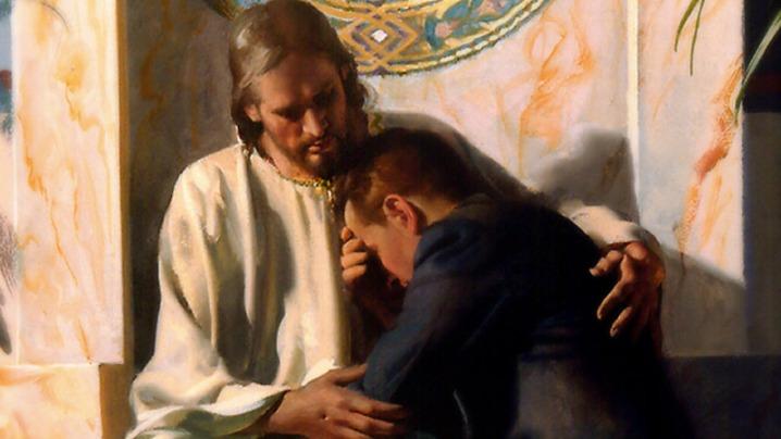 """""""Dar voi cine ziceți că sunt?"""" (Mt 16,13) sau despre prietenia cu Dumnezeu"""
