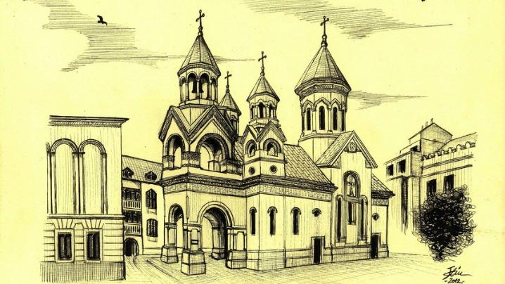 Mesajul PS Mihai la centenarul Catedralei Armene din București