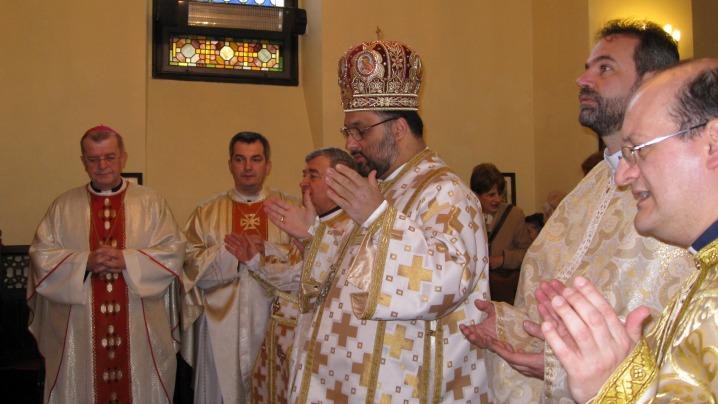 Sărbătoarea patronală a Episcopiei greco-catolice de București