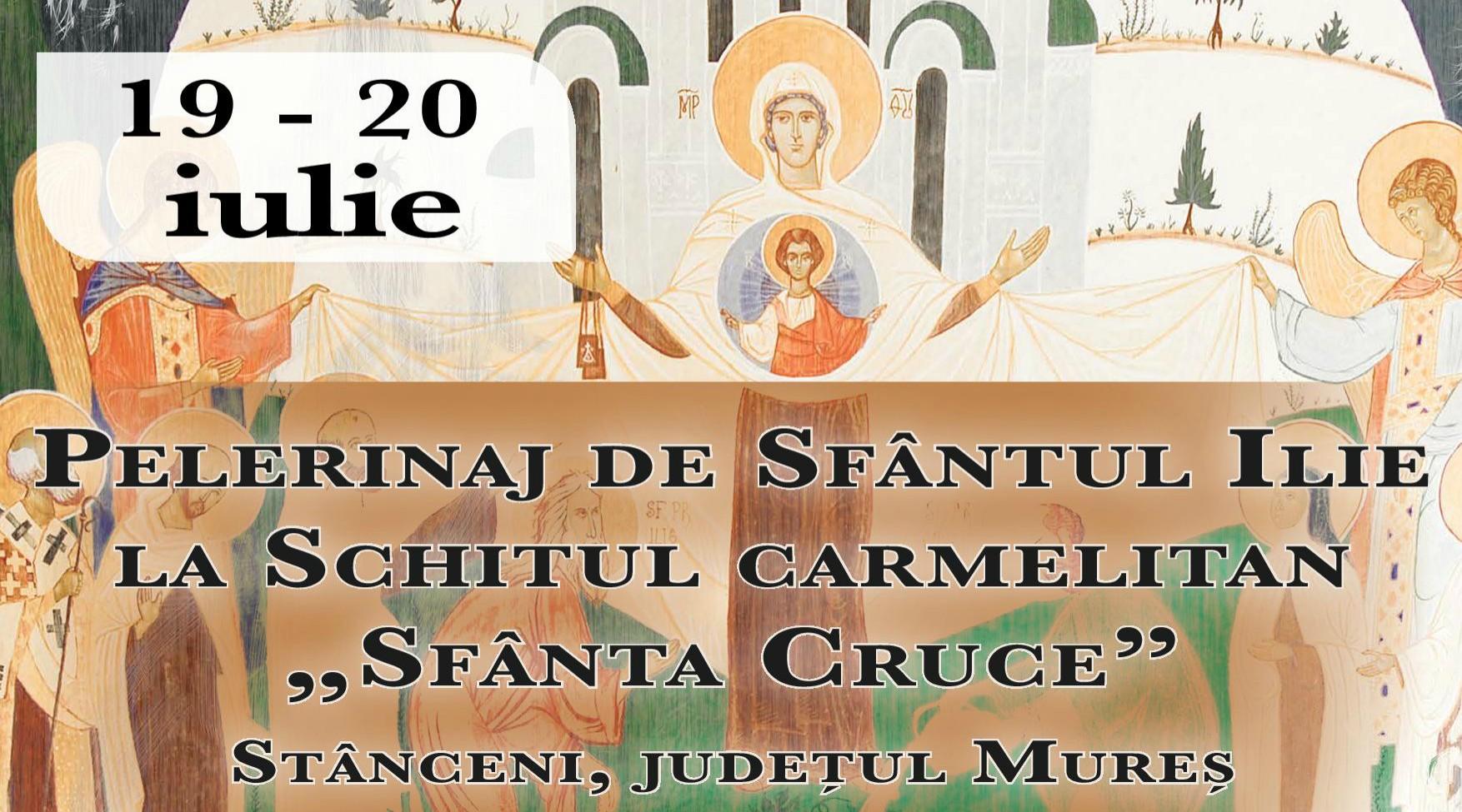Pelerinaj de Sfântul Ilie la Schitul de Stânceni