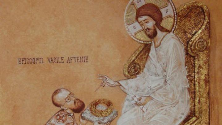 Alegerile episcopului Vasile Aftenie