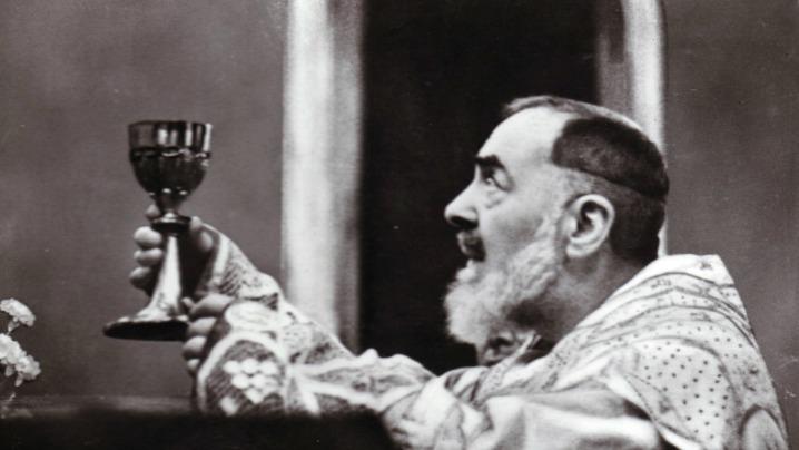 Pomenirea Sfântului Pius din Pietrelcina
