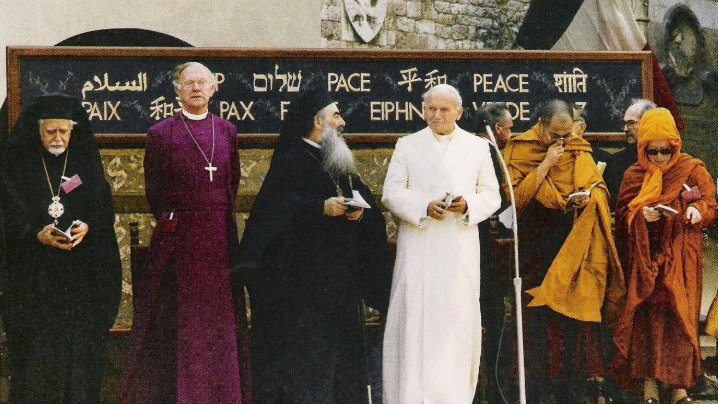 Comuniune de rugăciune pentru pace