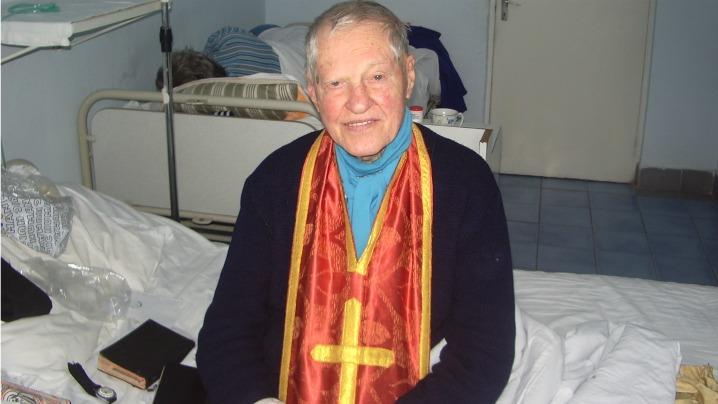 Părintele Bernard Ștef