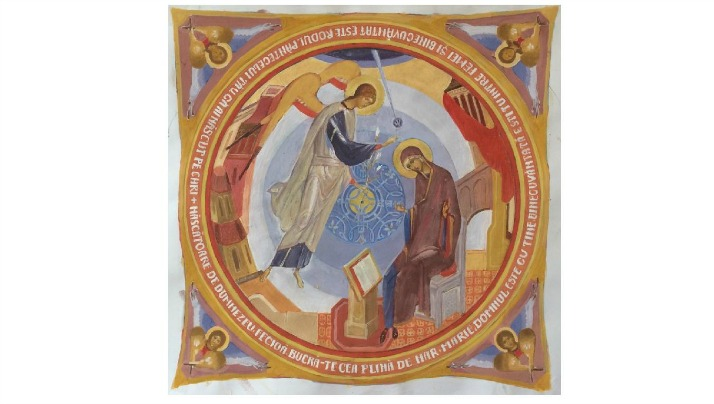 Bunavestire – pe drum greu, alături de Maica Domnului, dincolo de arcul carpatic