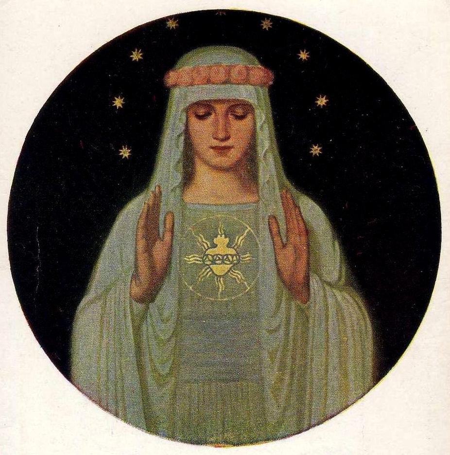 Consacrarea la Inima Neprihănită a Maicii Sfinte