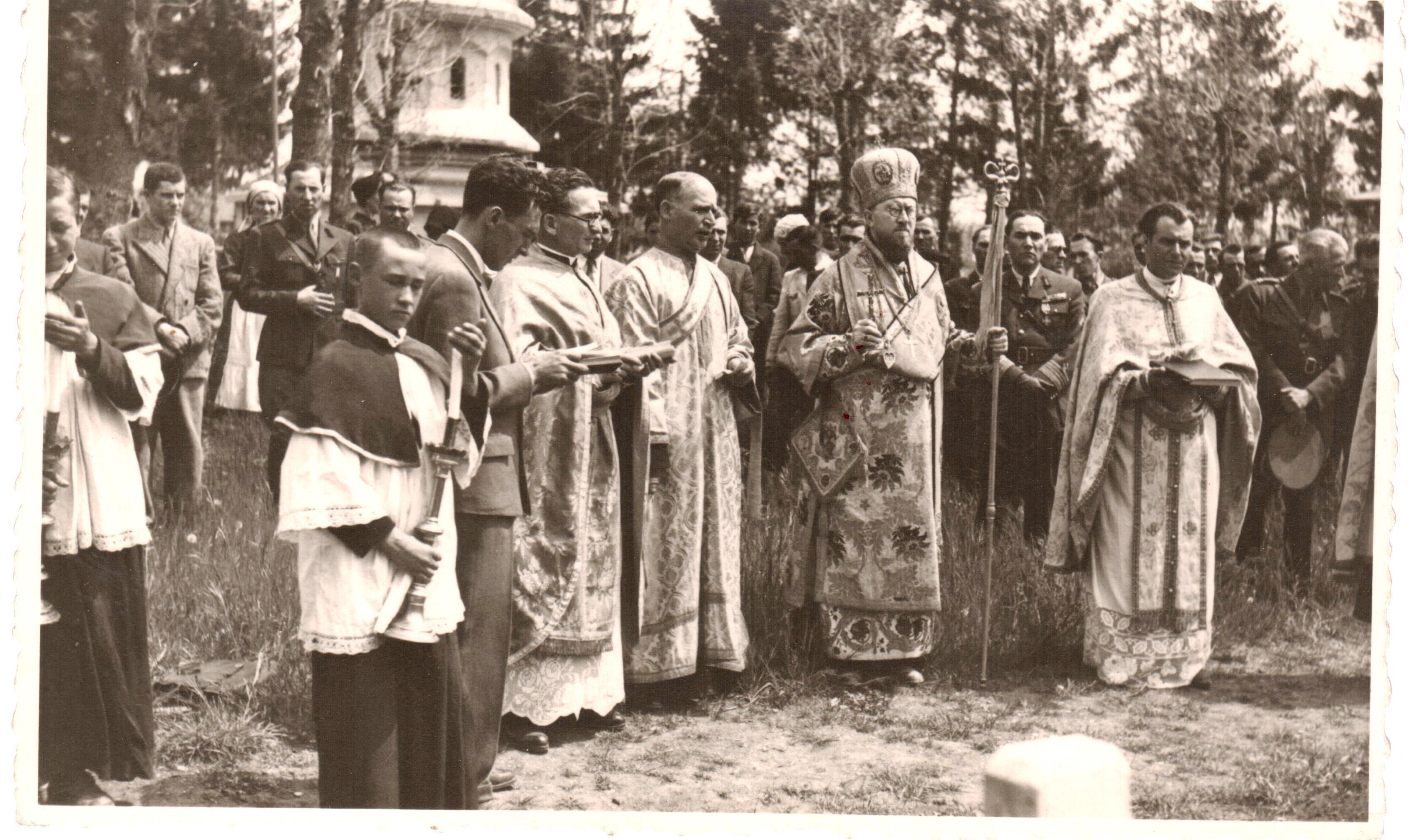 79 de ani de la consacrarea episcopală a Fericitului Vasile Aftenie