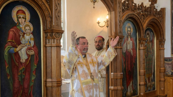 Arhiepiscopul Cyril Vasil': Biserica voastră nu s-a îndoit de grija și ajutorul Maicii Sfinte