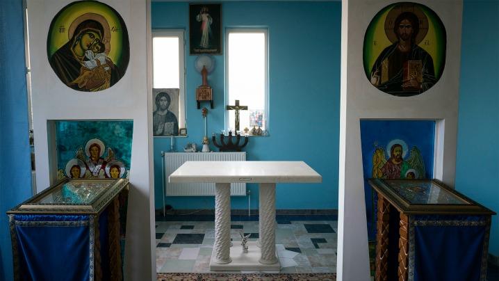"""Anunț: Sărbătoarea hramului capelei """"Sfânta Tereza de Calcutta"""""""