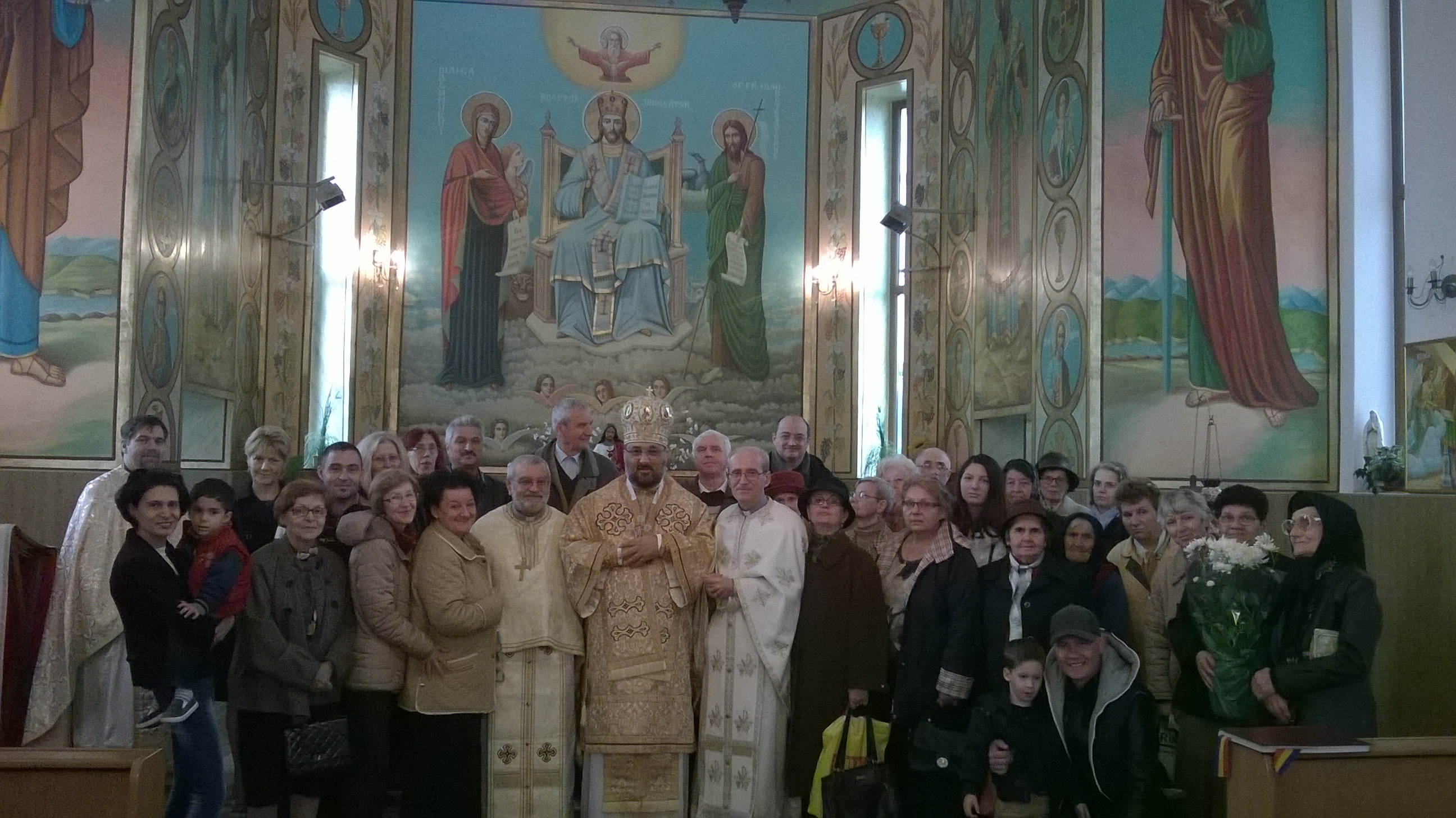 Vizită pastorală la Craiova și Slatina