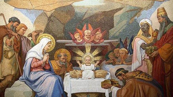 Rânduiala slujbelor de la Nașterea Domnului până la Sfântul Ioan