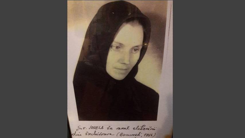 Sora Maria-Ionela s-a mutat la Domnul.