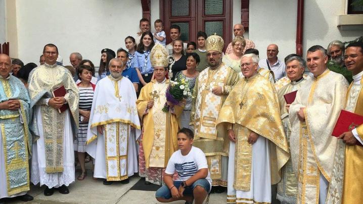 """Sărbătoarea Adormirii Maicii Domnului: Nunțiul Apostolic la """"Acvila"""""""