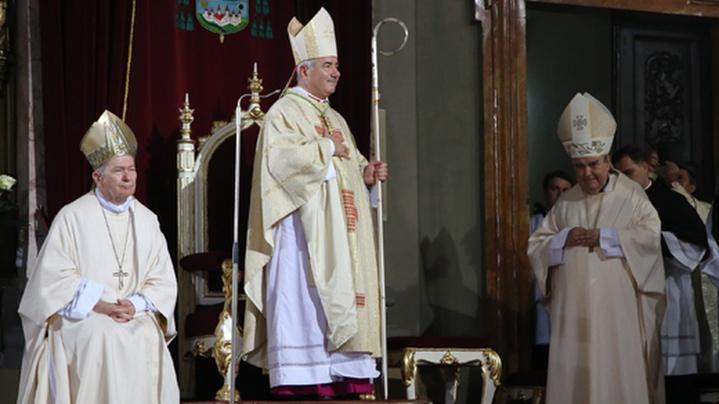 Consacrarea noului episcop de Timișoara