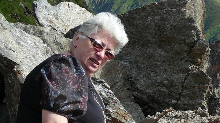 A trecut la Domnul Maria Stela Ghevrea (1935-2018)