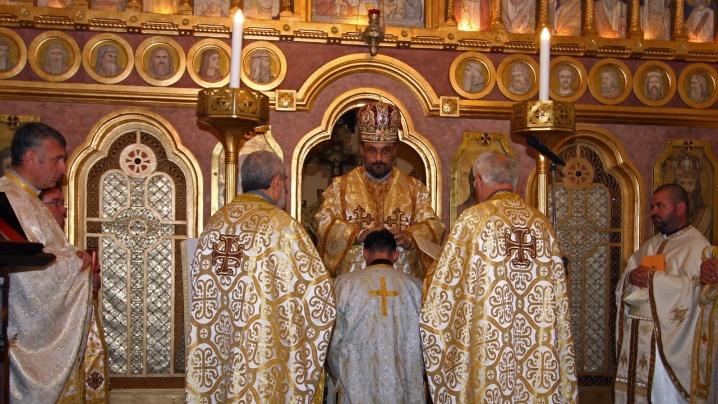 Un nou preot în București