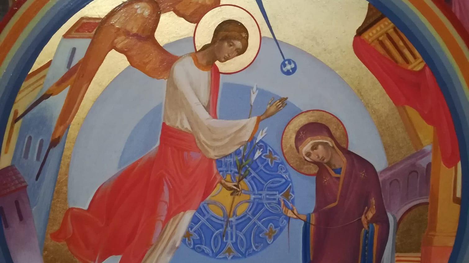 ANUNȚ – Sărbătoarea Buneivestiri în catedrala din București