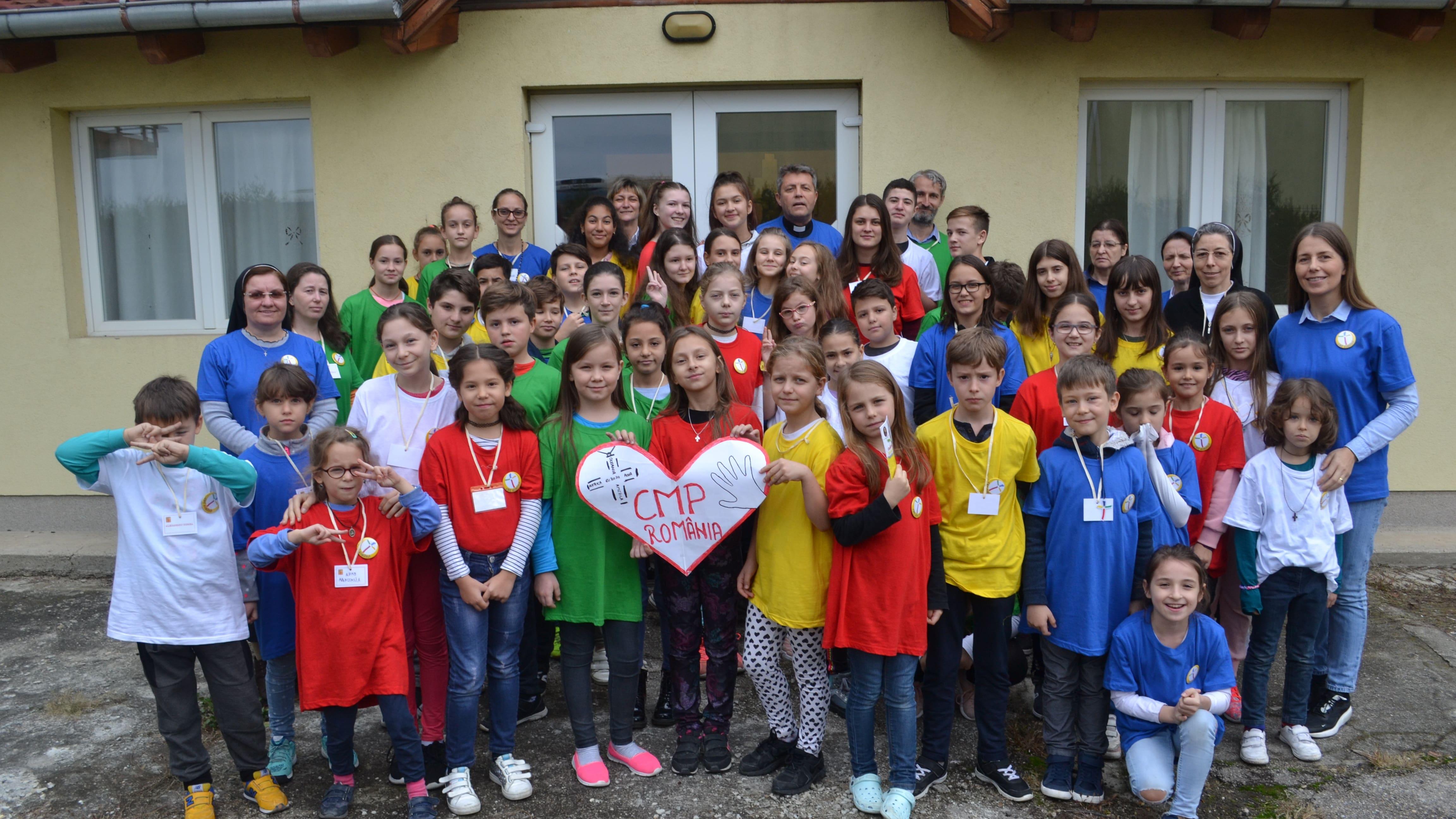 Prima Întâlnire a Copiilor Misionari din România