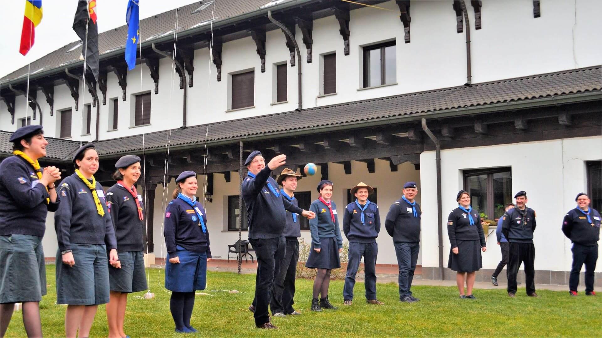 #WoodbadgeDays2020 (Scout d'Europe) în România