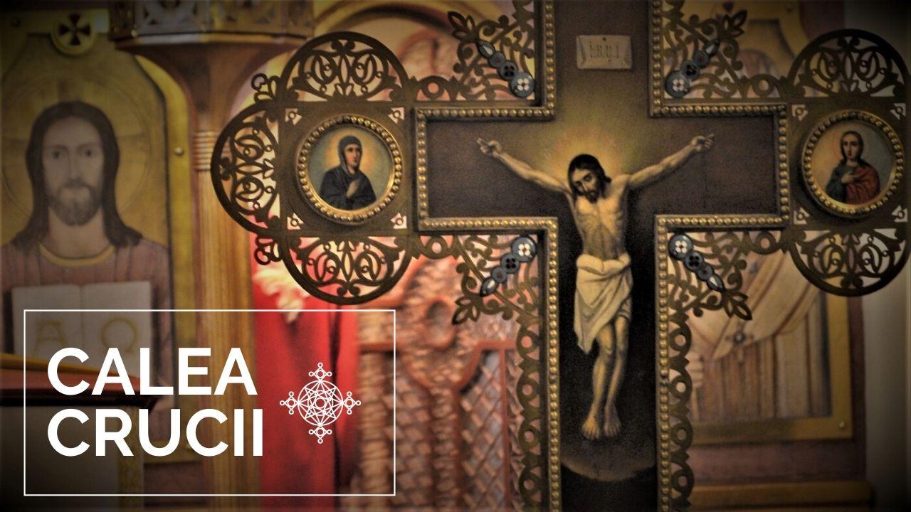 Calea Crucii în așteptarea Învierii