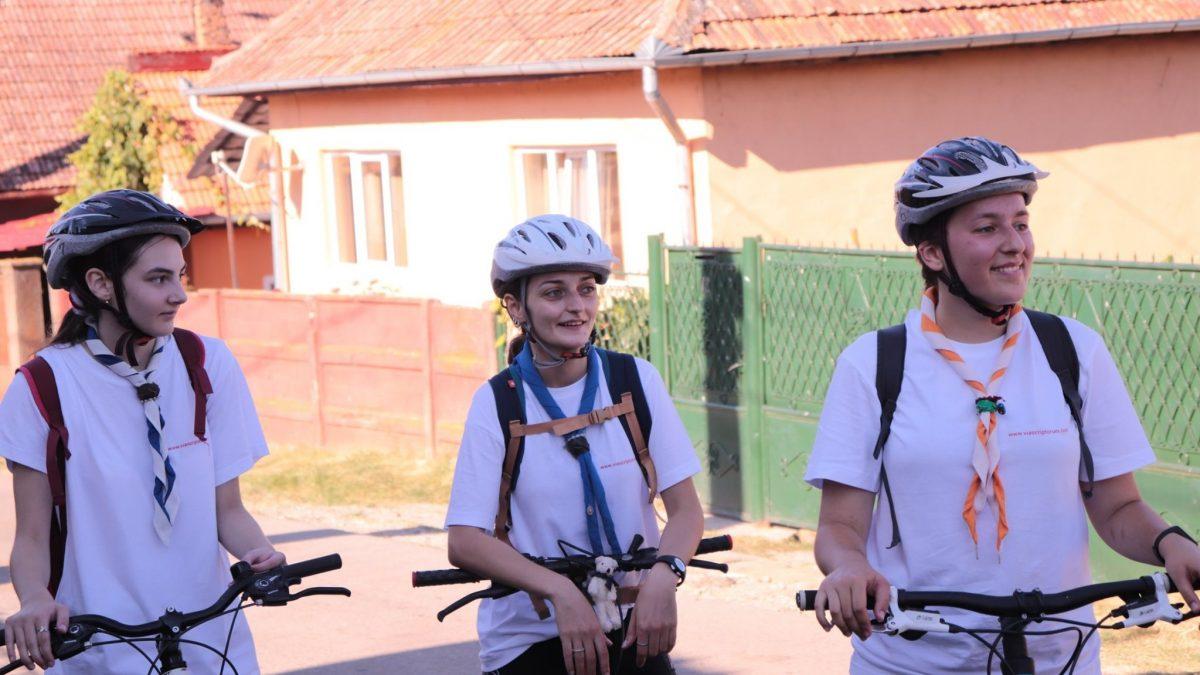 Tinerii catolici – aventură la Rădești și Blaj, pe urmele episcopului Demetriu Radu