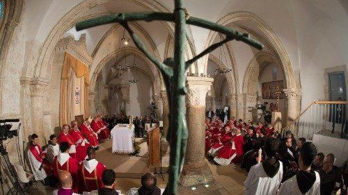 Duminică, 13 septembrie 2020, colecta pentru creștinii din Țara Sfântă