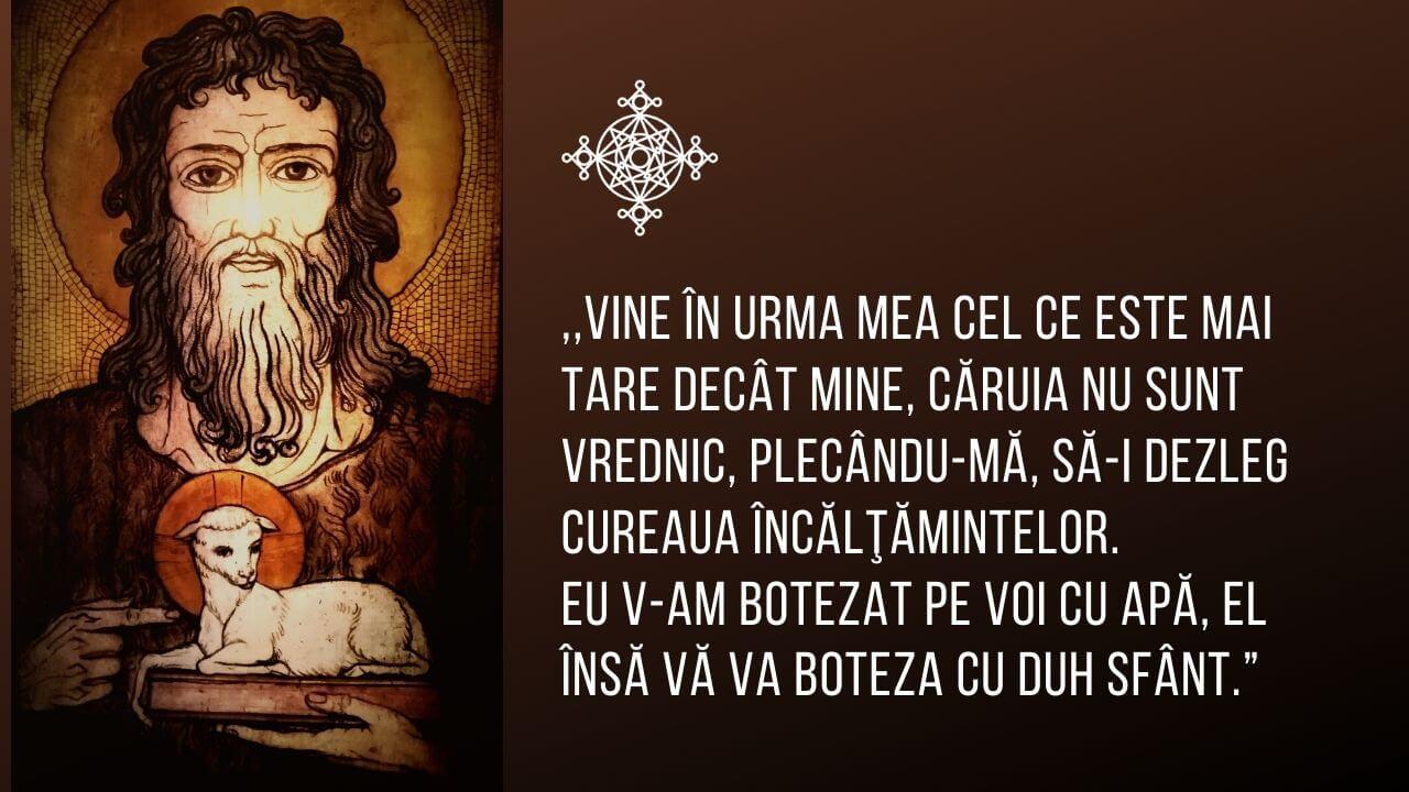 """PS Mihai: """"Ioan Botezătorul i-a deschis cu adevărat drumul lui Isus. În sufletele oamenilor"""" – duminica înainte de Botezul Domnului (3 ianuarie 2021)"""