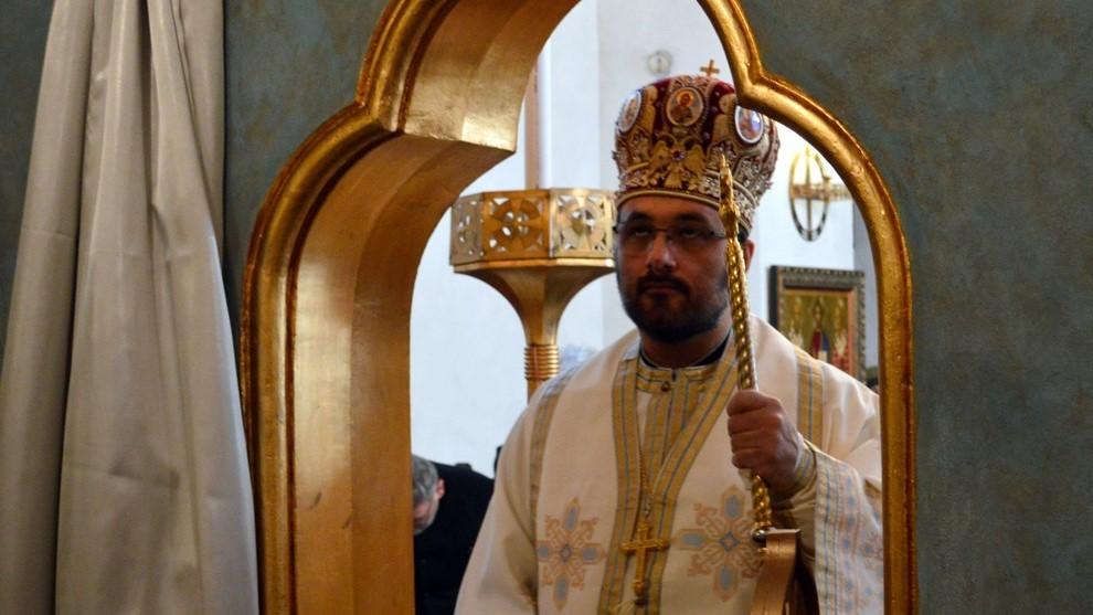 Predica PS Mihai la hramul catedralei din București  (1 ianuarie 2021)