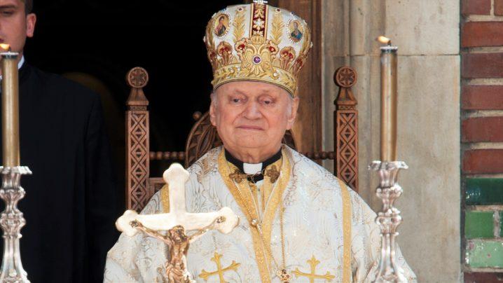 Cardinalul lucian muresan