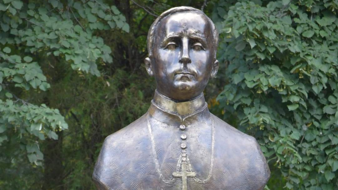 Un bust al Cardinalului Iuliu Hossu, la Ploiești